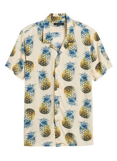 Banana Republic Gömlek Renkli
